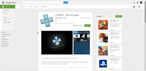 Download & Play Sony Playstation PPSSPP Games For Android - OLinux