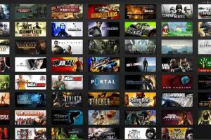 linux games top steam for